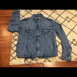 Rails Jean jacket
